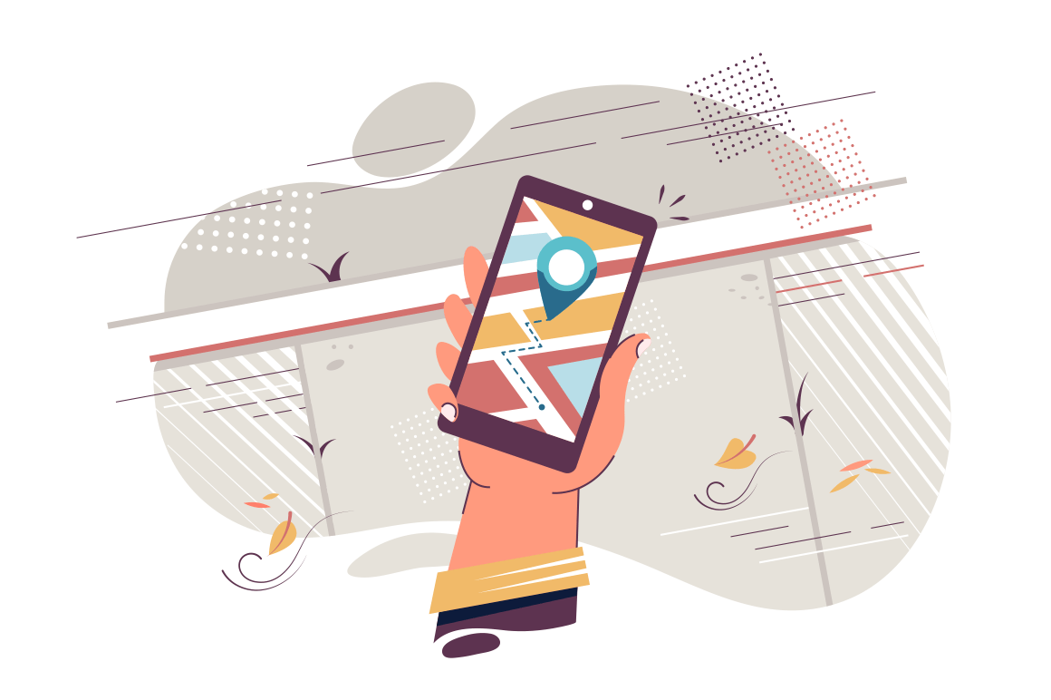 Mobile phone navigation