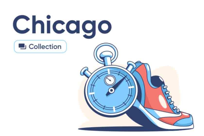 Chicago illustrations series