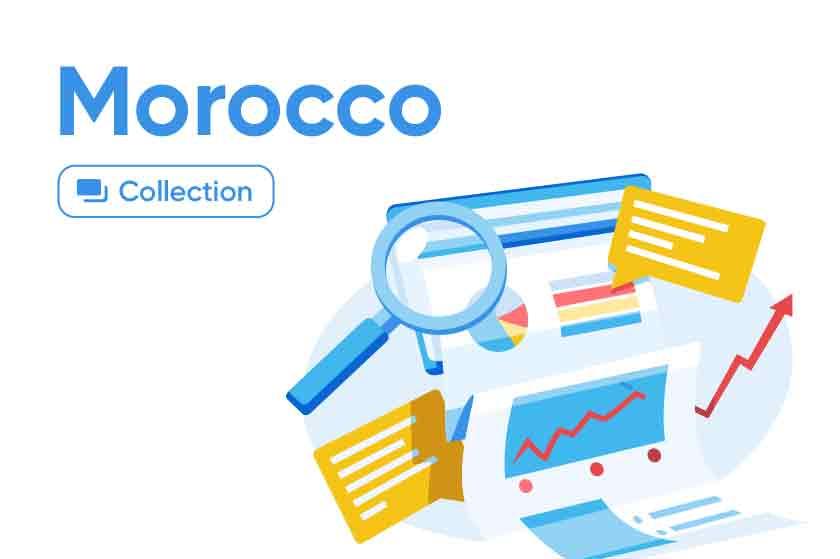 Morocco illustrations series